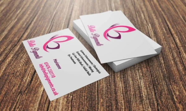 Beautiful Logo Design For A Beauty Business