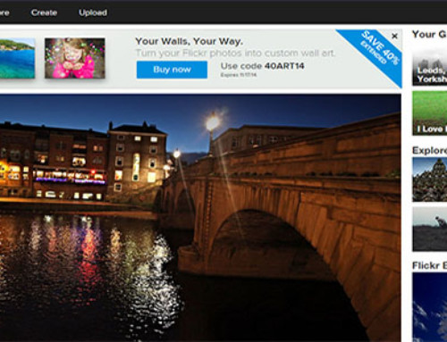Flickr to sell photos and keep all the profit