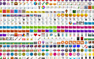 Web Designers Icon Set