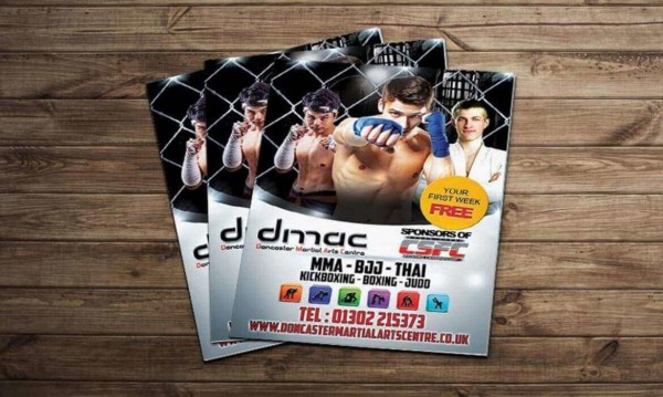 DMAC A5 Leaflets