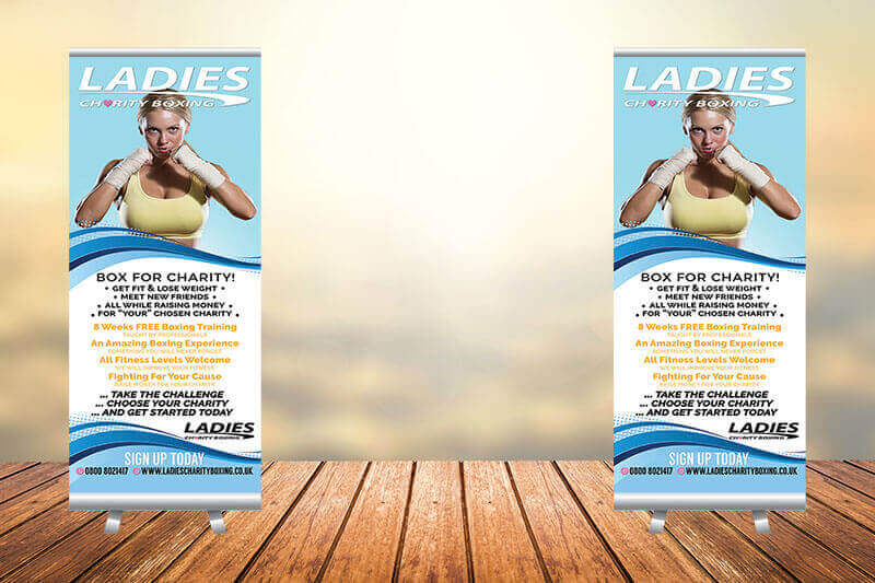 ladies charity boxing concept 1